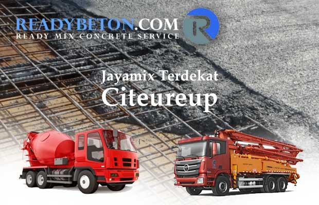 Harga Cor Jayamix CIteureup