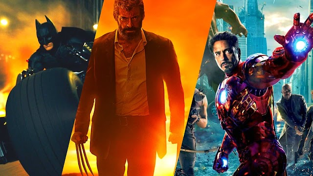 16 Film Super Hero Terbaik 2020-2021, Film terbaik super Hero yang Di Sarankan.