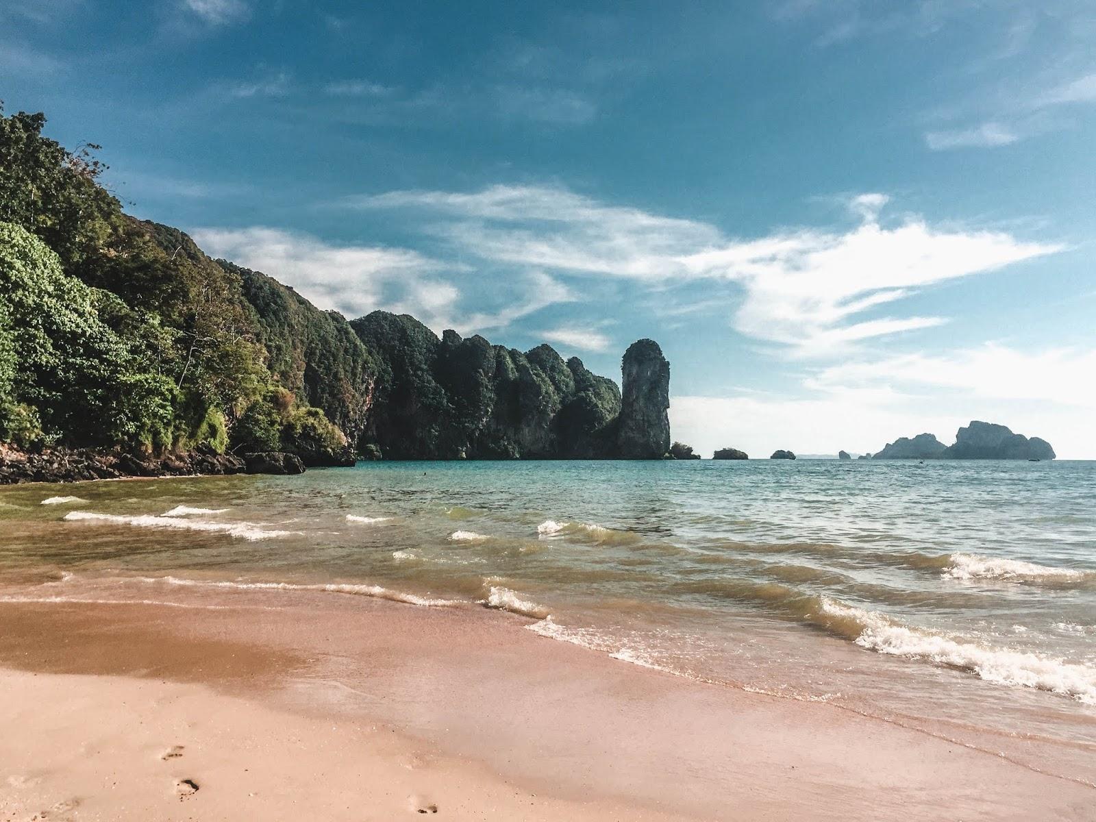 Ao-Nang Beach Krabi Thailand