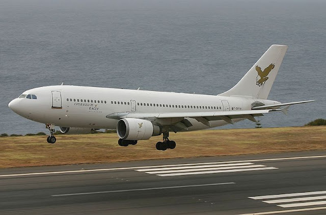 Gambar Pesawat Airbus A310 03