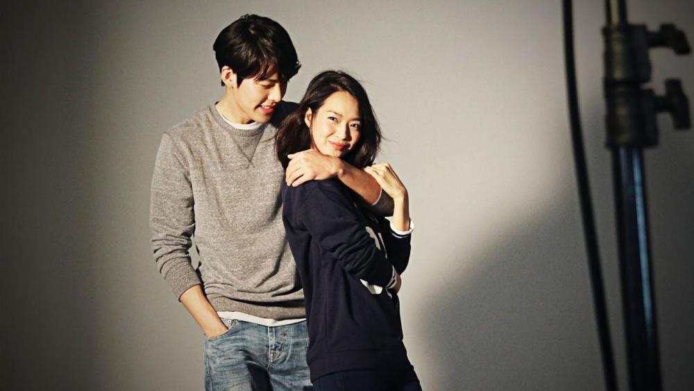 Celebrity Couple, Kim Woo Bin and Shin Min Ah to Star in Drama 'Our Blues'