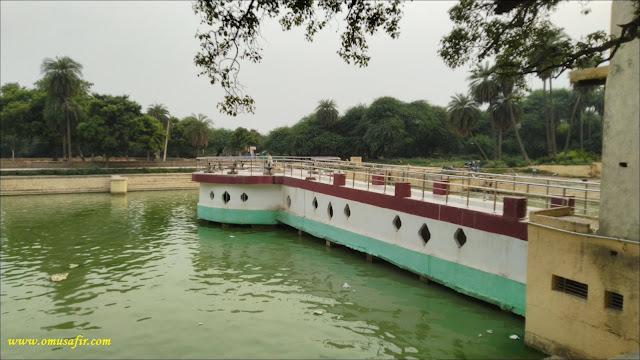 kariyaki dham pond