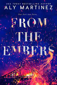 From the embers de Aly Martinez