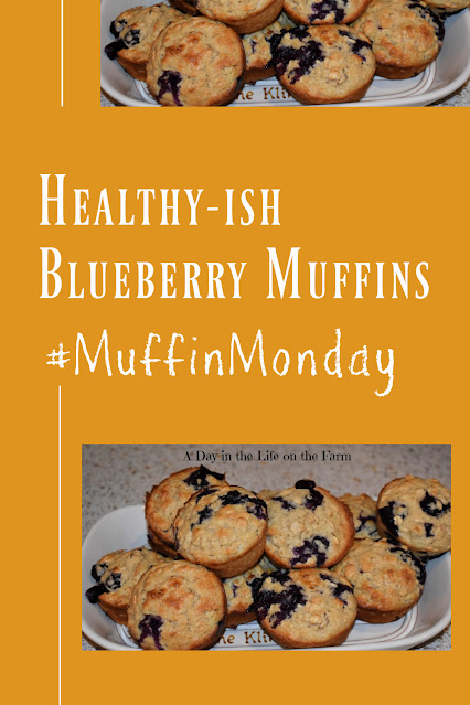 Blueberry Muffins pin