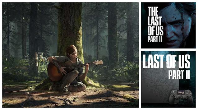 The Last of Us Part II: Guitarra Incluída.