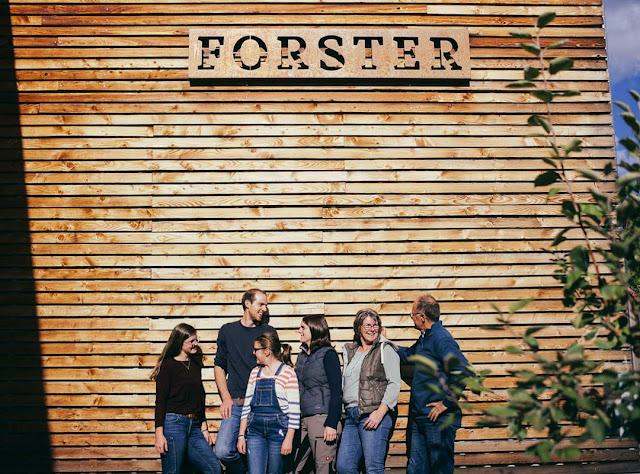 Winzerfamilie Forster aus Rümmelsheim an der Nahe