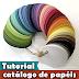 Faça seu Catálogo de Papéis | Tutorial | DIY | PAP