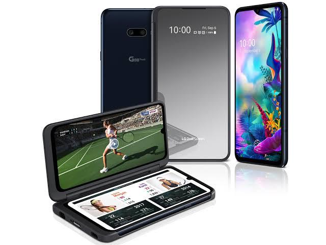 HP LG G8X ThinQ meraih penghargaan global awards