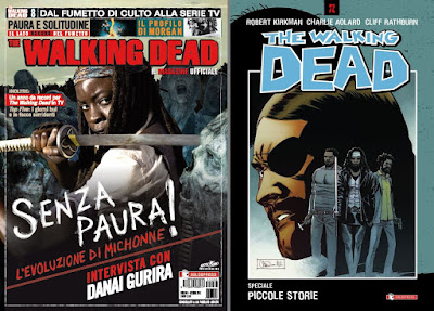 The Walking Dead Magazine #8 + speciale Piccole storie