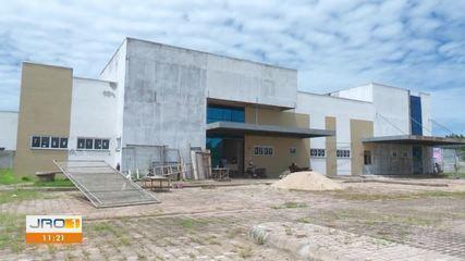 Governo anuncia que abrirá processo licitatório para finalizar obras do hospital de Guajará-Mirim, RO