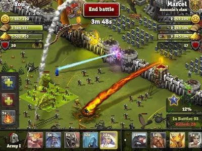 تحميل افضل 5 العاب حرب استراتجية للاندوريد