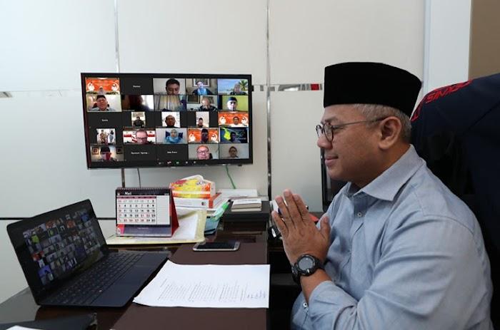 KPU Halal Bihalal Virtual, Said Didu: Semoga Anda Semua Masih Ingat Mati