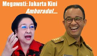 Naniek S Deyang: Jakarta Makin Amburadul? Situ aja yang Rabun