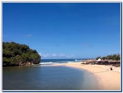 Alamat Pantai Drini