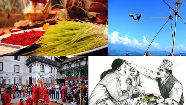 Most famous and Major festivals in Nepal