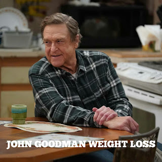 John Goodman weight loss transformation. How John Goodman's mediterranean diet helped him stay fit.