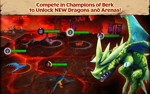 Dragons: Rise of Berk Mod Apk Download