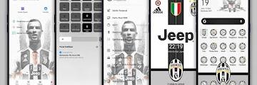 Download Tema Juventus Terbaru untuk OPPO All Versi