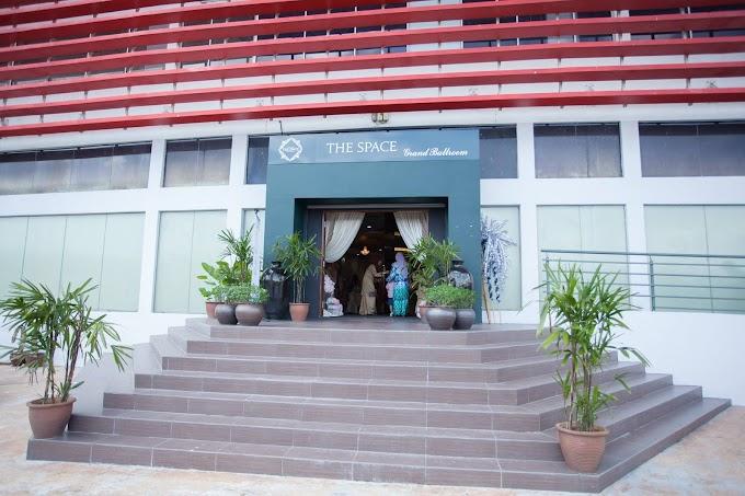 The Space Grand Ballroom Shah Alam Promosi Pakej Kahwin Murah Serendah RM29.90