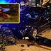(Video Inside) Peragut Maut Dilanggar,Digilis  Kereta Mangsa Ragut Yang Hilang Kawalan