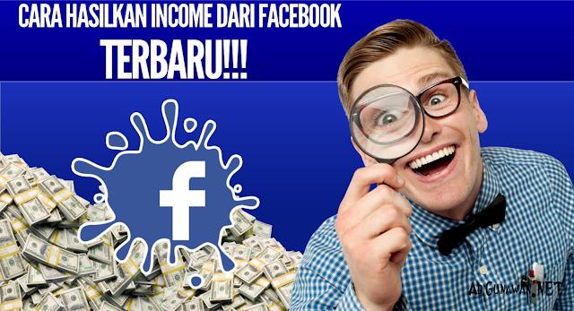 Menghasilkan Uang dari Video Facebook