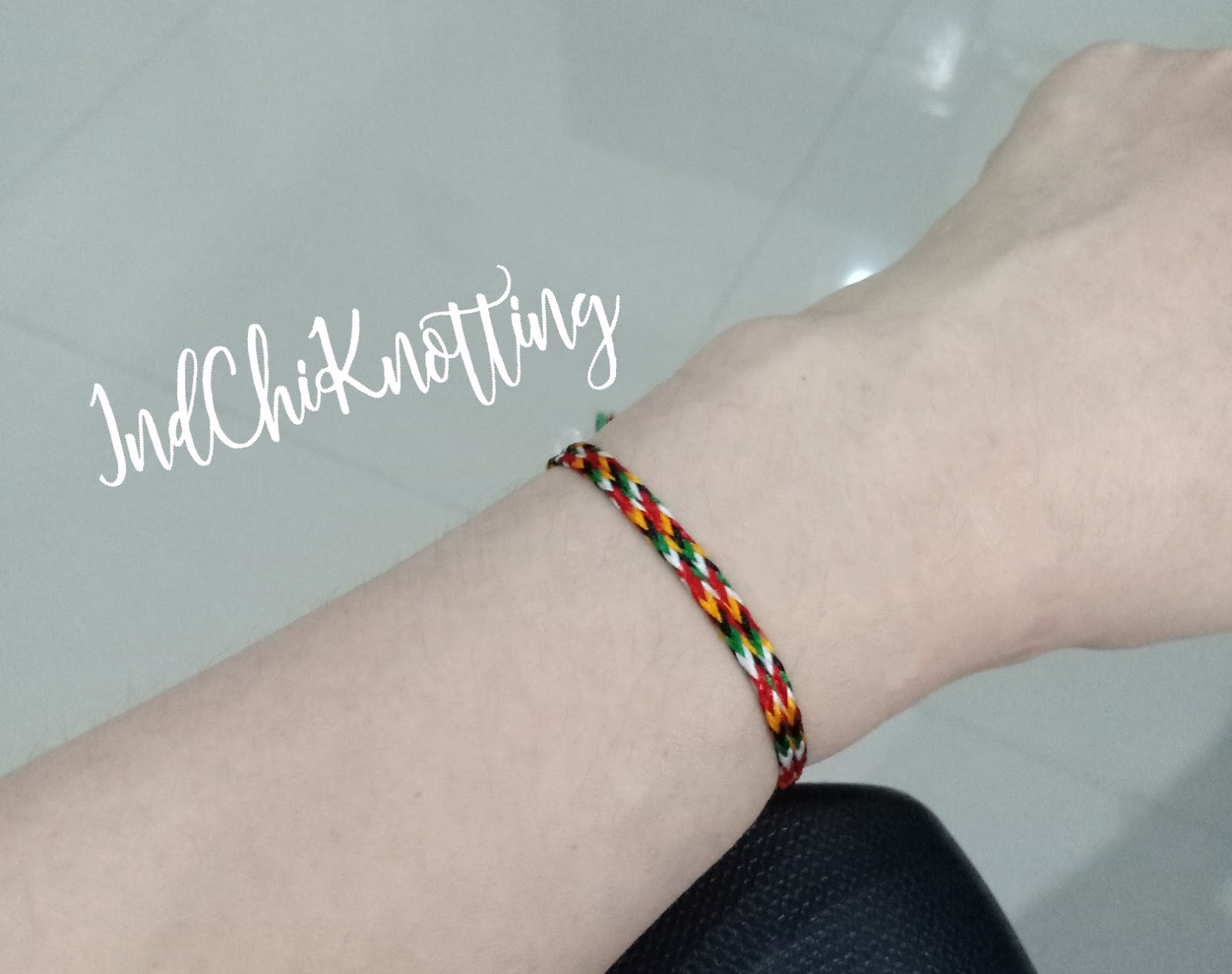Warna Pembawa Hoki Indonesia Chinese Knotting