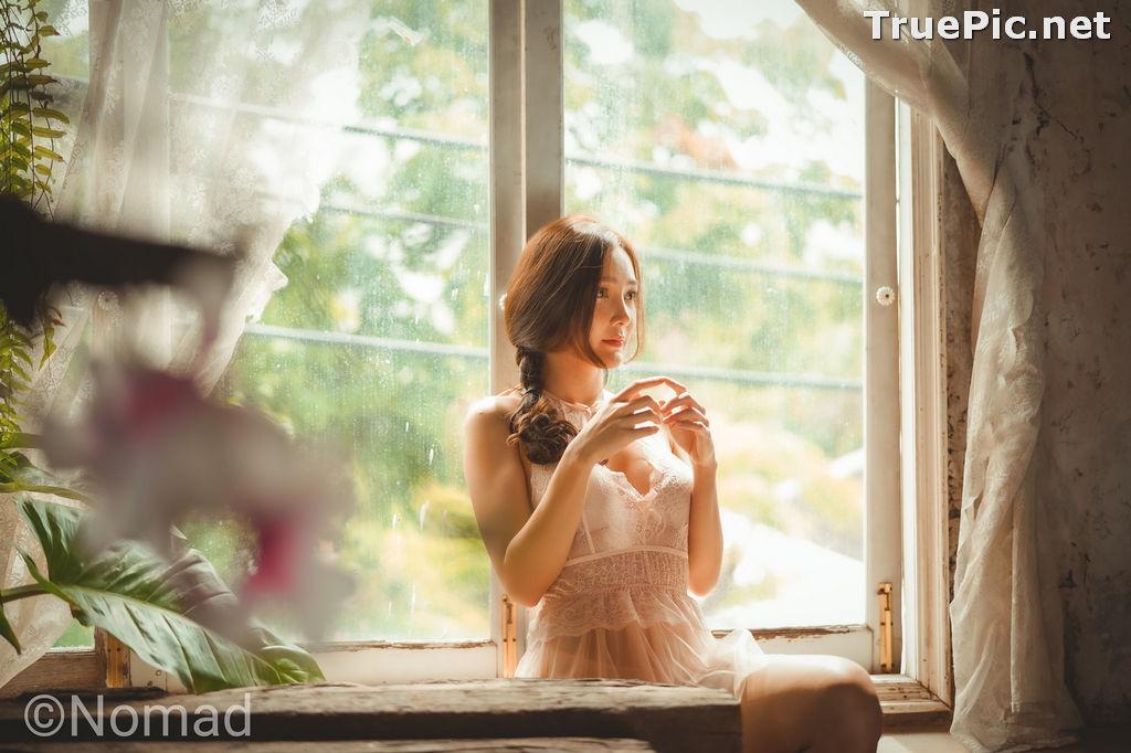 Image Thailand Model - Rossarin Klinhom - Sexy Transparent Dress - TruePic.net - Picture-1