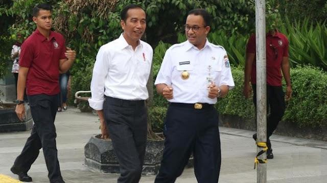 Demokrat Minta Jokowi Tiru Anies Tangani Virus Corona