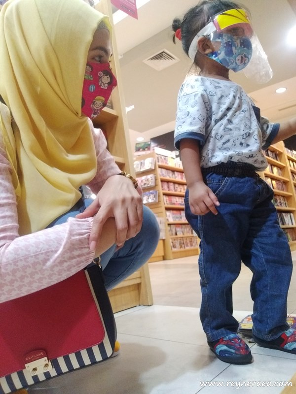 Tips Mengajak Anak Ke Mall Di Masa Pandemi