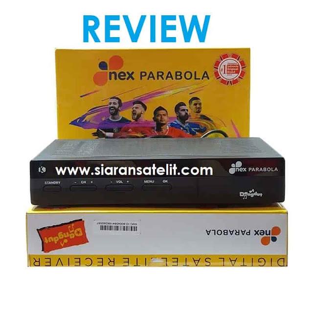 Receiver NEX Parabola Dangdut