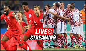 مشاهده مباراة انجلترا وكرواتيا بث مباشر