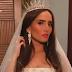 """صورة لـ """"زينة"""" بفستان الزفاف .. والماكيير علاء التونسي يعلّق: مبروك"""