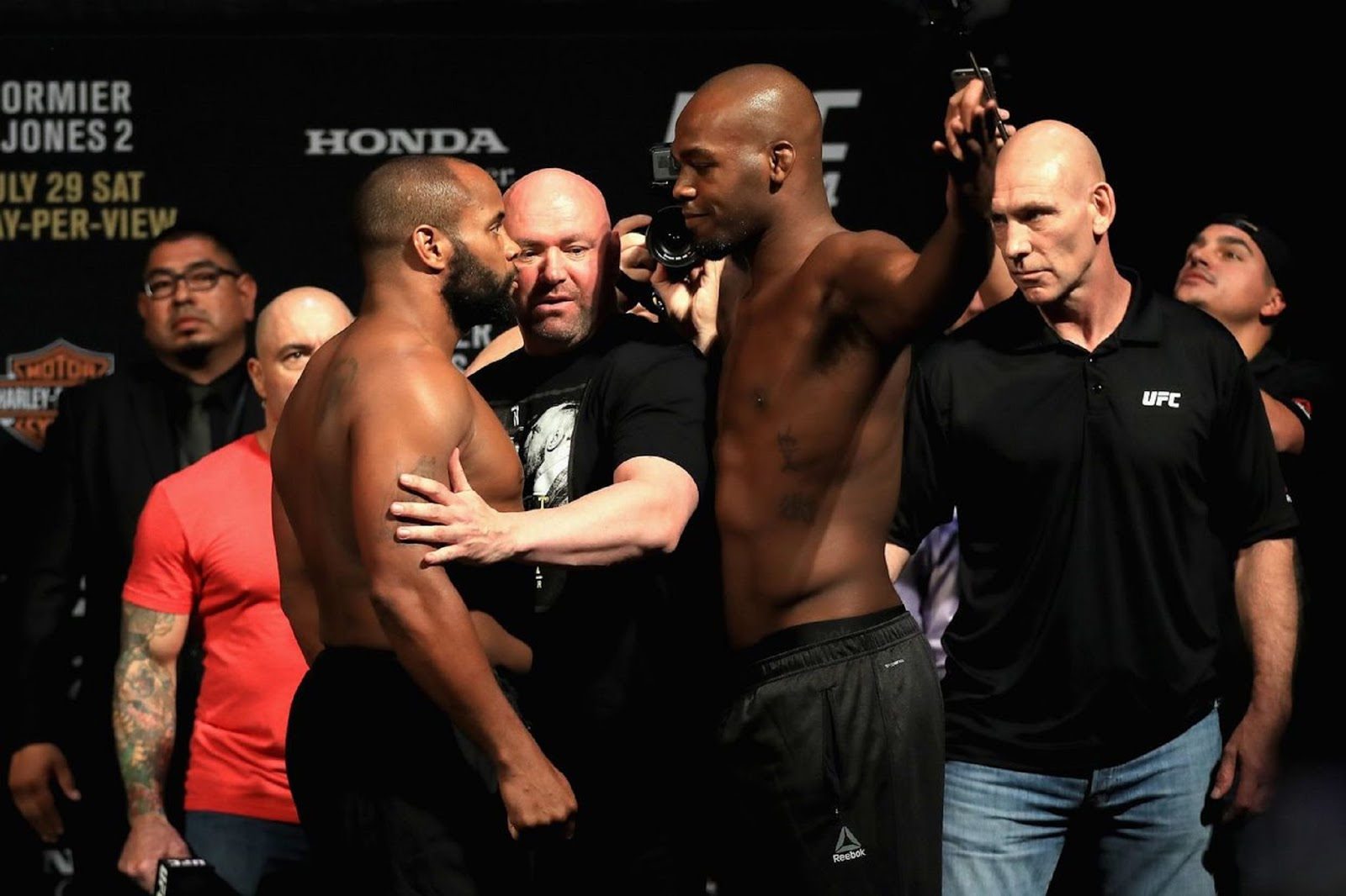 DANIEL CORMIER VS. JON JONES 2