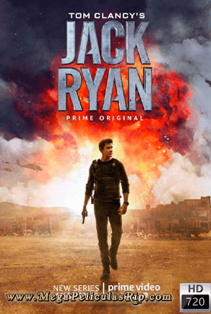 Jack Ryan Temporada 2 [720p] [Latino-Ingles] [MEGA]