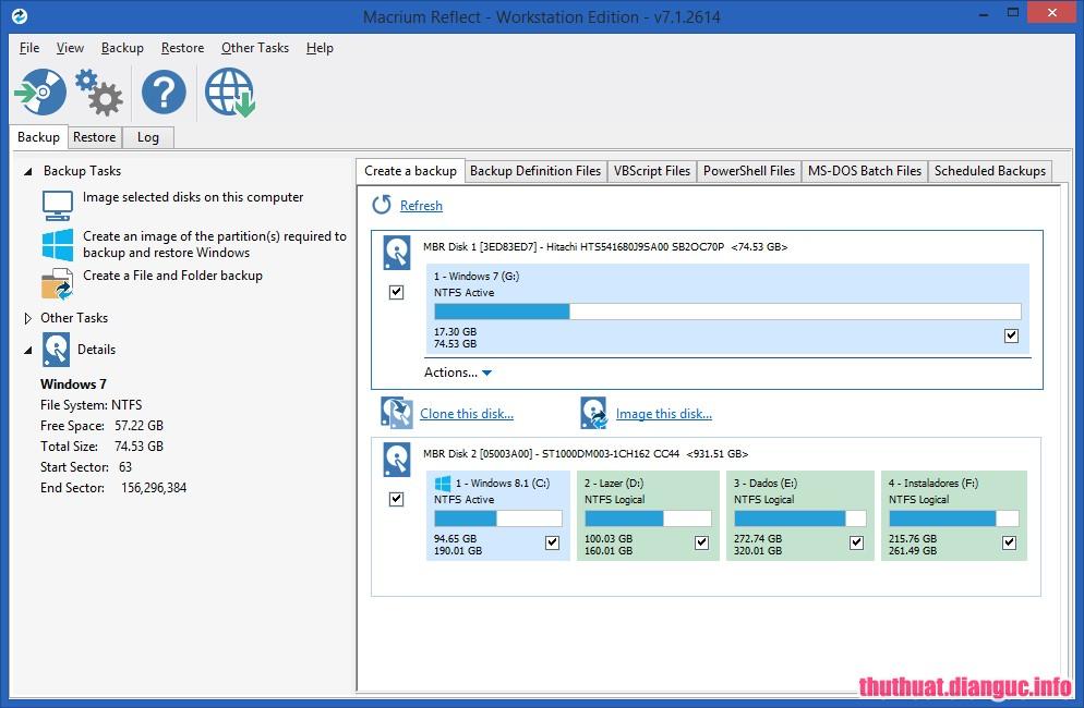 Download Macrium Reflect 7.2.4063 Full Crack, phần mềm sao lưu khôi phục dữ liệu, Macrium Reflect, Macrium Reflect free download, Macrium Reflect full key,