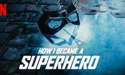 How I Became a Superhero 2021 Hindi Dubbed Full Movies Dual Audio 480p