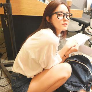 Foto Hyomin Terbaru