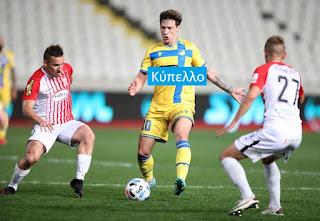 Εισιτήρια αγώνα κυπέλλου: ΑΠΟΕΛ - Νέα Σαλαμίνα (Α' Φάση, 1ος αγώνας)