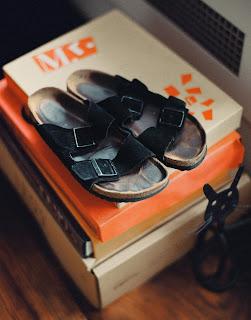 Birkenstock, Ryan McGinley, Luna Truffaut, Thomas Südhof, Jack Davison, Grace Coddington, fotografía, retratos, sandalias, calzado casual hombre, calzado casual mujer, calzado comodo hombre,