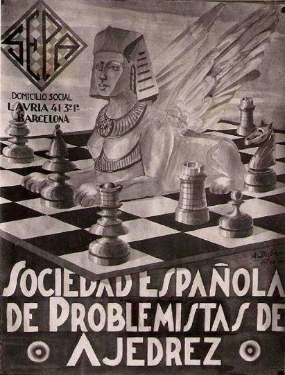 Emblema de la SEPA, obra de Albert Dufresne