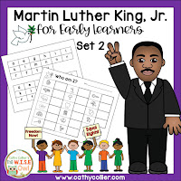 Martin Luther King, Jr. Leading us now and always. Activities for sharing his legacy with kindergartners.