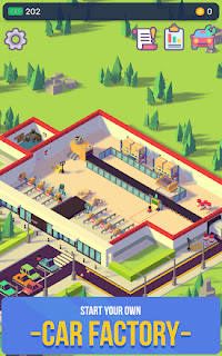 Car Industry Tycoon - Idle Factory Simulator apk mod dinheiro infinito
