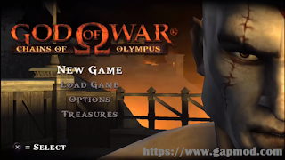 God Of War: Chains Of Olympus SuperRip 86 Mb