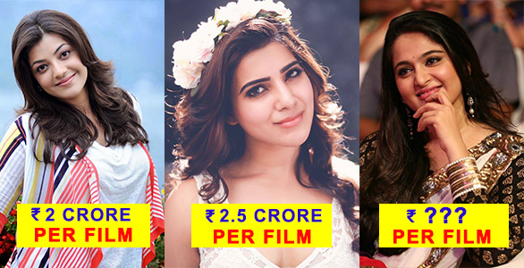 10 Highest Paid Actresses Of The South Indian Film Industry