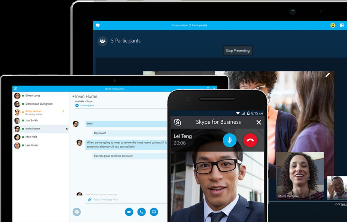 Skype-8.55