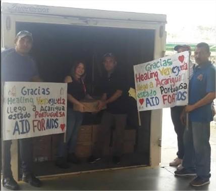 ONG inicia en Portuguesa programa para niños en riesgo de desnutrición severa