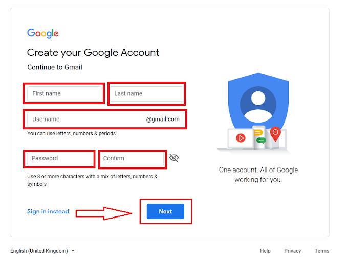 gmail account kaise banate hain