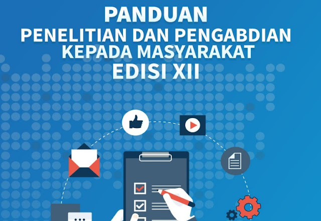 Download Panduan Penelitian dan Pengabdian Kepada Masyarakat Edisi XII