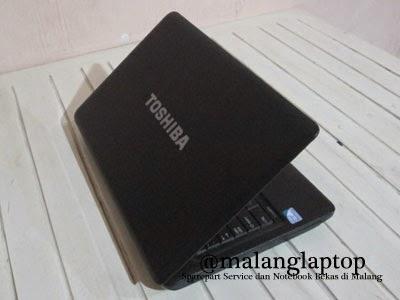 Notebook Bekas Toshiba c640