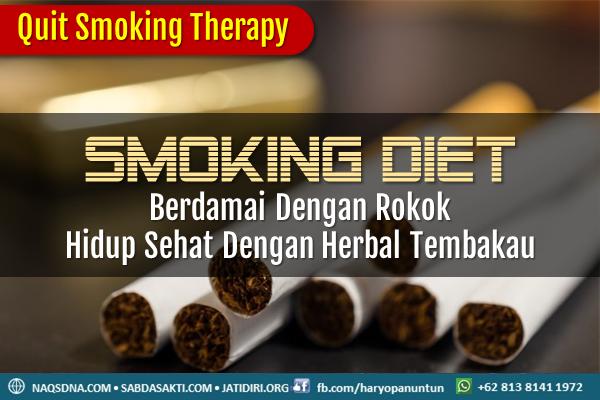 Hilangkan Kecanduan Rokok dengan Smoking Diet